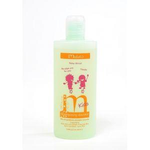 Mulato M Kids Shampoing douceur pour enfant pêche abricot