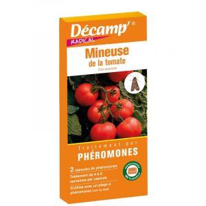 Decamp Phéromone traitement biologique contre la mineuse de la tomate x 2