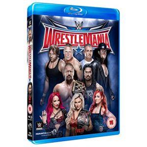 Wwe: Wrestlemania 32 (2 Blu-Ray) [Edizione: Regno Unito] [Import italien] [Blu-Ray]