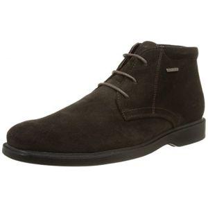 Geox U Brayden 2Fit Abx D, Desert Boots homme, Marron (COFFEEC6009), 43 EU