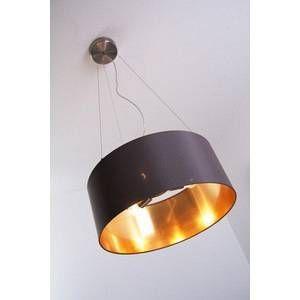 Eglo Lampe pendante couleur cappucino Maserlo 53 cm