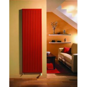 Finimetal Reggane 3000 2415 Watts- Radiateur eau chaude vertical