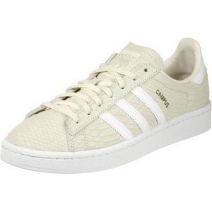 Adidas Campus W, Chaussures de Fitness Femme, Blanc (Blacre/Ftwbla/Dormet 000), 36 2/3 EU