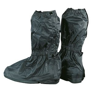 Held Over Boot Waterproof Welded Pvc Sole - Black - Taille XXL