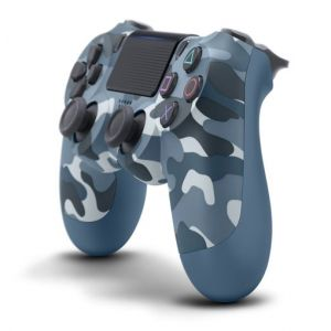 Sony Manette PS4 Dual Shock Blue Camouflage