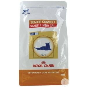 Royal Canin Feline Senior Consult Stage 2 High Calories 400g