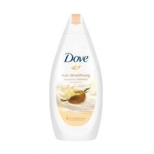 Dove Bain crème riche au beurre de Karité 2 x 750 ml