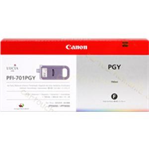 Canon PFI-701PGY - Cartouche d'encre photo grise