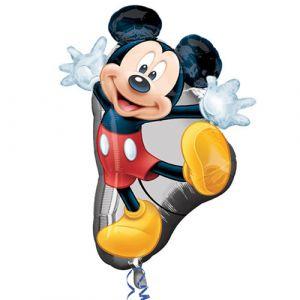 Amscan Ballon géant Mickey (78 x 55 cm)