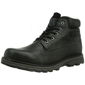 Caterpillar Boots FOUNDER Noir - Taille 40,42,43,44,45