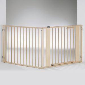 Geuther 2761 - Barrière de sécurité (120-180 x 77 cm)