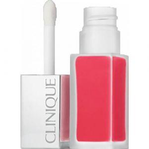 Clinique Pop liquid matte 04 Ripe Pop - Rouge laque mat + base