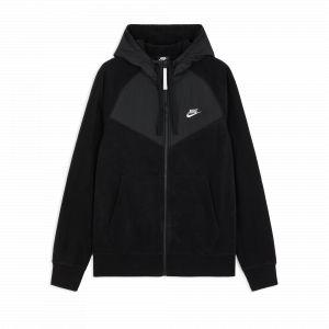 Nike Sweat à capuche entièrement zippé Sportswear Homme Noir - Taille M