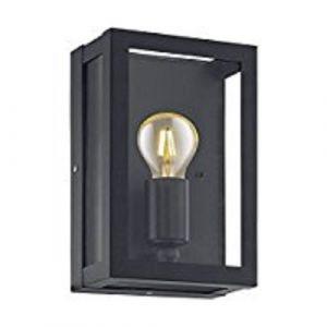 Eglo 94831 Lampe d'extérieur, argent