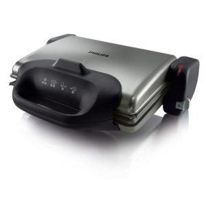 Philips HD4467/90 - Grill à plaques striées