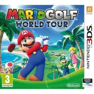Mario Golf : World Tour [3DS]