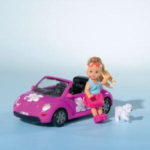 Simba Toys Evi Love et sa New Beetle
