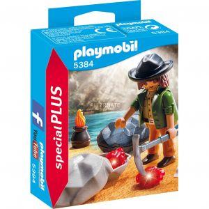 Playmobil 5384 Special Plus - Chercheur de Pierres Précieuses