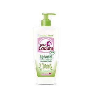Cadum Bébé  - Gel lavant corps et cheveux natural caresse