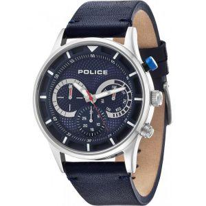 Police PL14383JS - Montre pour homme Quartz Chronographe