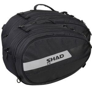 Shad Sacoches cavalières moto SL58 46>58 litres