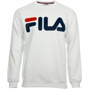 FILA Sweat-shirt Classic Logo Sweat blanc - Taille EU L