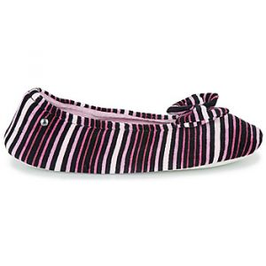 Isotoner Chaussons 97205 violet - Taille 41,35 / 36,37 / 38,39 / 40