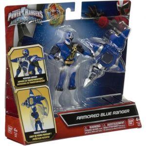 Bandai Power Rangers Ninja Steel Armure Ranger bleu