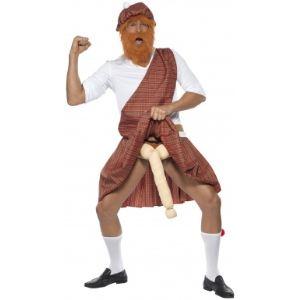 Déguisement humoristique écossais (taille M ou L)