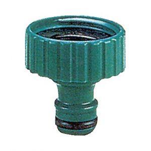 Nez de robinet d'arrosage plastique femelle 15x21 - QLG