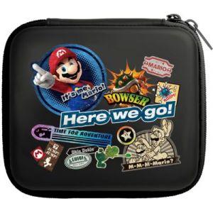 Hori Sacoche rigide 'Mario' pour Nintendo 2DS
