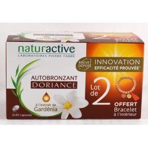 Naturactive Doriance - Autobronzant (2 x 30 comprimés)