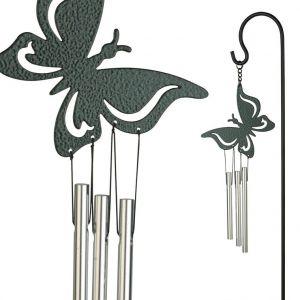 LG Petit carillon à vent Papillon