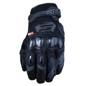 Five Gants cuir X-Rider WP Outdry noir - M