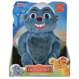 Simba Toys Peluche Bunga parlant 35 cm - La garde du Roi Lion