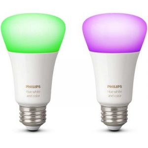 Image de Philips Hue White & Color Ambiance Duobox E27