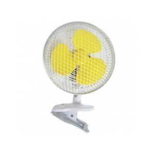 Airontek Ventilateur Oscillant 18 cm 20 Watts