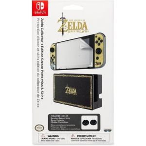 PDP Protection Console compatible Nintendo Switch Zelda