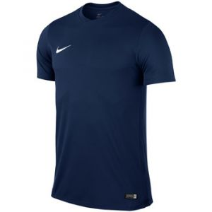 Nike 725891-410 Maillot Homme Midnight navy/Blanc FR : XL (Taille Fabricant : XL)