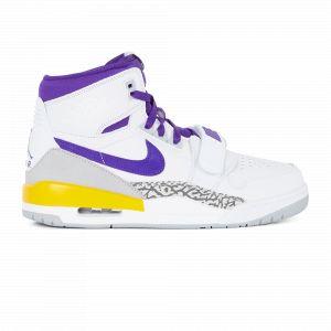 Nike Chaussure Air Jordan Legacy 312 Homme - Blanc - Taille 40