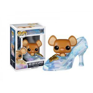 Image de Funko Figurine Pop! Cendrillon : Gusgus dans le chausson