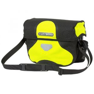 Ortlieb Sacoche de Guidon Ultimate 6 M High Visibility - Jaune