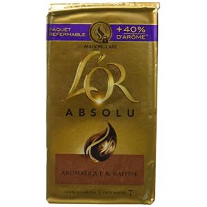L'OR Espresso L'or absolu - Le paquet de 250g