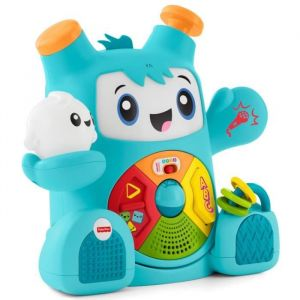 Fisher-Price Mon Ami Rocki - Robot Interactif Sons