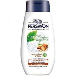 Persavon Huile argan du Maroc bio - Crème douche surgras