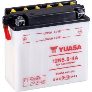 Yuasa Batterie 12N5.5-4A 12V 5,5Ah