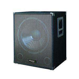 Ibiza Sound Ibiza SUB15A Caisson de Basse actif 38cm Noir
