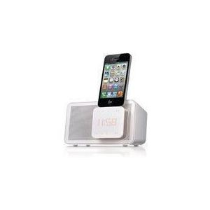 LG ND1520 - Radio réveil avec station d'accueil iPod/iPhone
