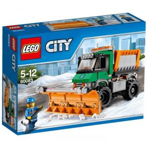 Lego 60083 - City Great Vehicles : La déneigeuse