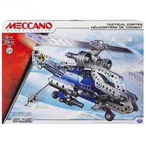 Meccano 6024816 - Hélicoptère de combat